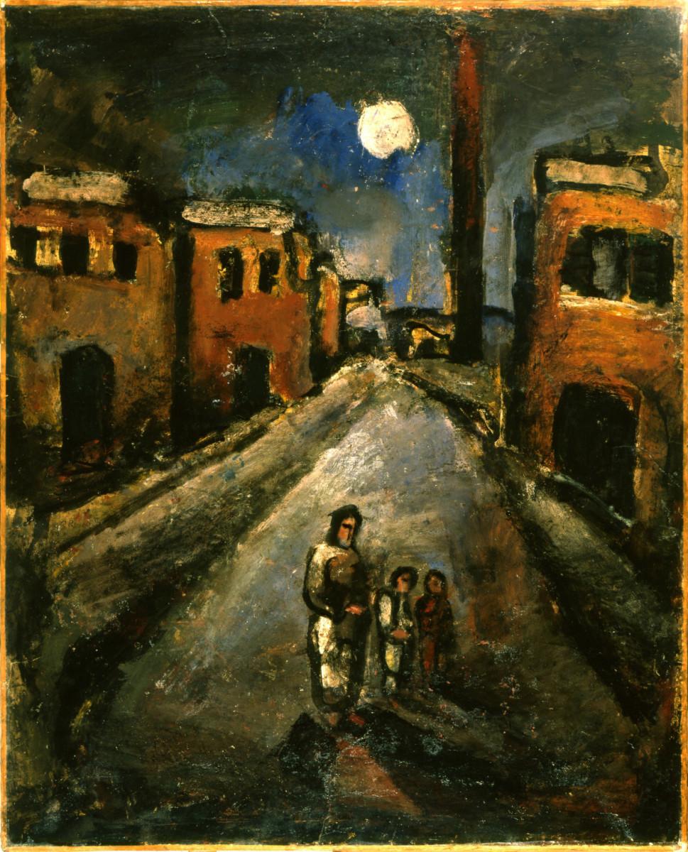 Paris Famous Painted Art