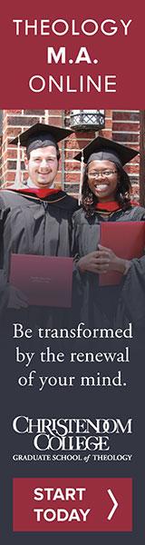 Christendom College - Masters Online