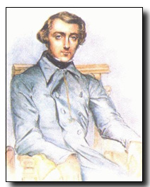 tocqueville thesis Aristocrat, democrat: alexis de tocqueville, the tyranny of the majority, and the inevitability of democracy an honors thesis (honrs 499) by mathew george.
