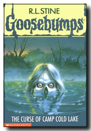 Judging A Book By Its Cover Goosebumps