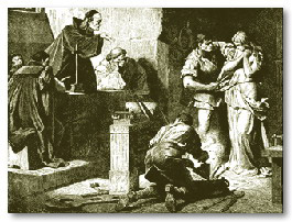 an introduction to the history of the spanish inquisition Find out more about the history of inquisition, including videos, interesting articles ,  its worst manifestation was in spain, where the spanish inquisition was a.