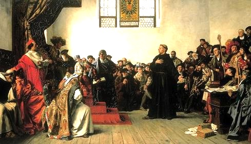 95 thesis in todays society How technology helped martin luther change christianity as the 500th anniversary of martin luther's 95 theses approaches, an exhibit shows how luther's treatise against the catholic church spread.