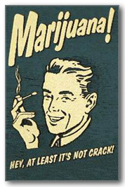 marijuana as a subculture Free essay: a subculture is a group of people who share a distinctive set of cultural beliefs and behaviors that differ in some significant way from that of.
