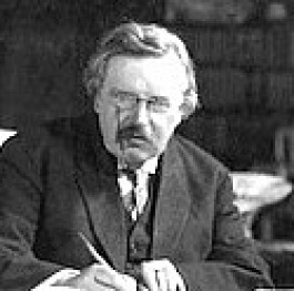 G.K. Chesterton: It's Not Gay, and It's Not Marriage