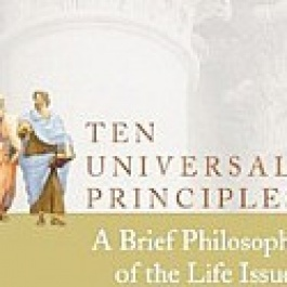 Introduction and Principles of Ethics