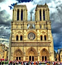 Christ in the Clutter: Notre Dame Then and Now