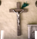Why do you need a crucifix on your wall?