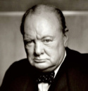 Lessons from Churchill's walk with destiny