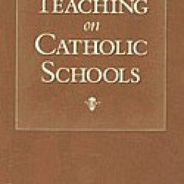 The Current Situation of America's Catholic Schools