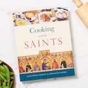 """Cooking with the Saints"" an excerpt"