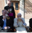 Benedict XVI at 90: A rare glimpse into his joy-filled life