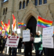 'Why does the Catholic Church hate gay people?'